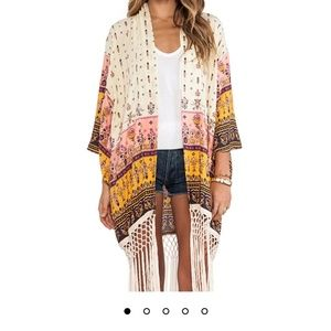 Spell & the Gypsy collective duster Rare find